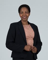 Provincial Manager: MS Kedisaletse Williams